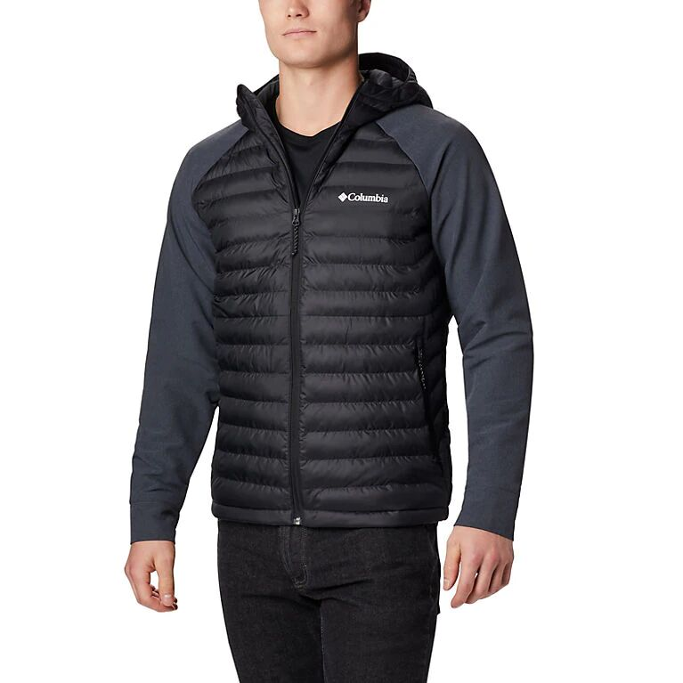 Mens Rogue Explorer Hybrid Insulated Jacket