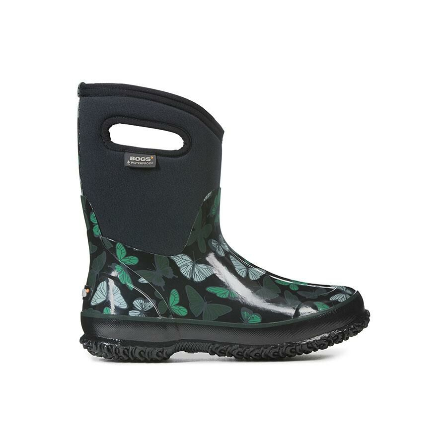 Classic Mid Butterfly Womens Insulated Boots