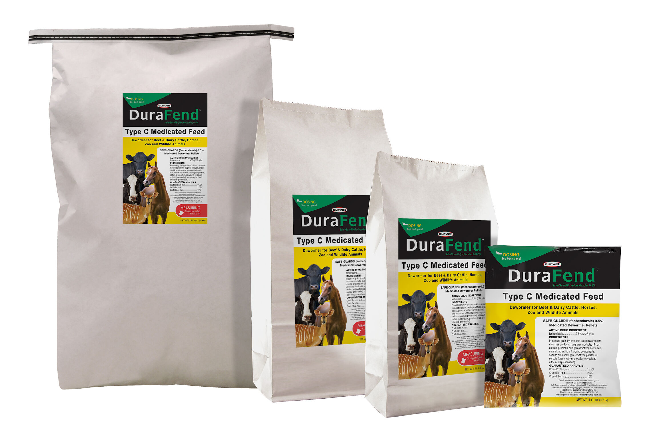 DuraFend Type C Medicated Feed