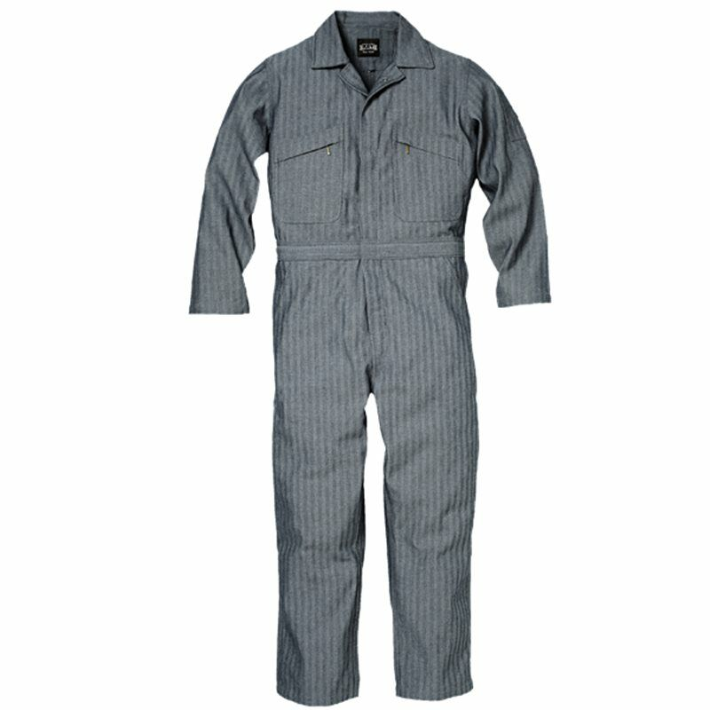 Deluxe Unlined Coveralls  Long Sleeve