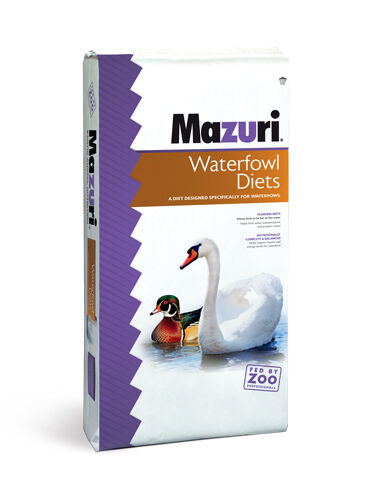 50lb Mazuri Water Fowl Maintenance