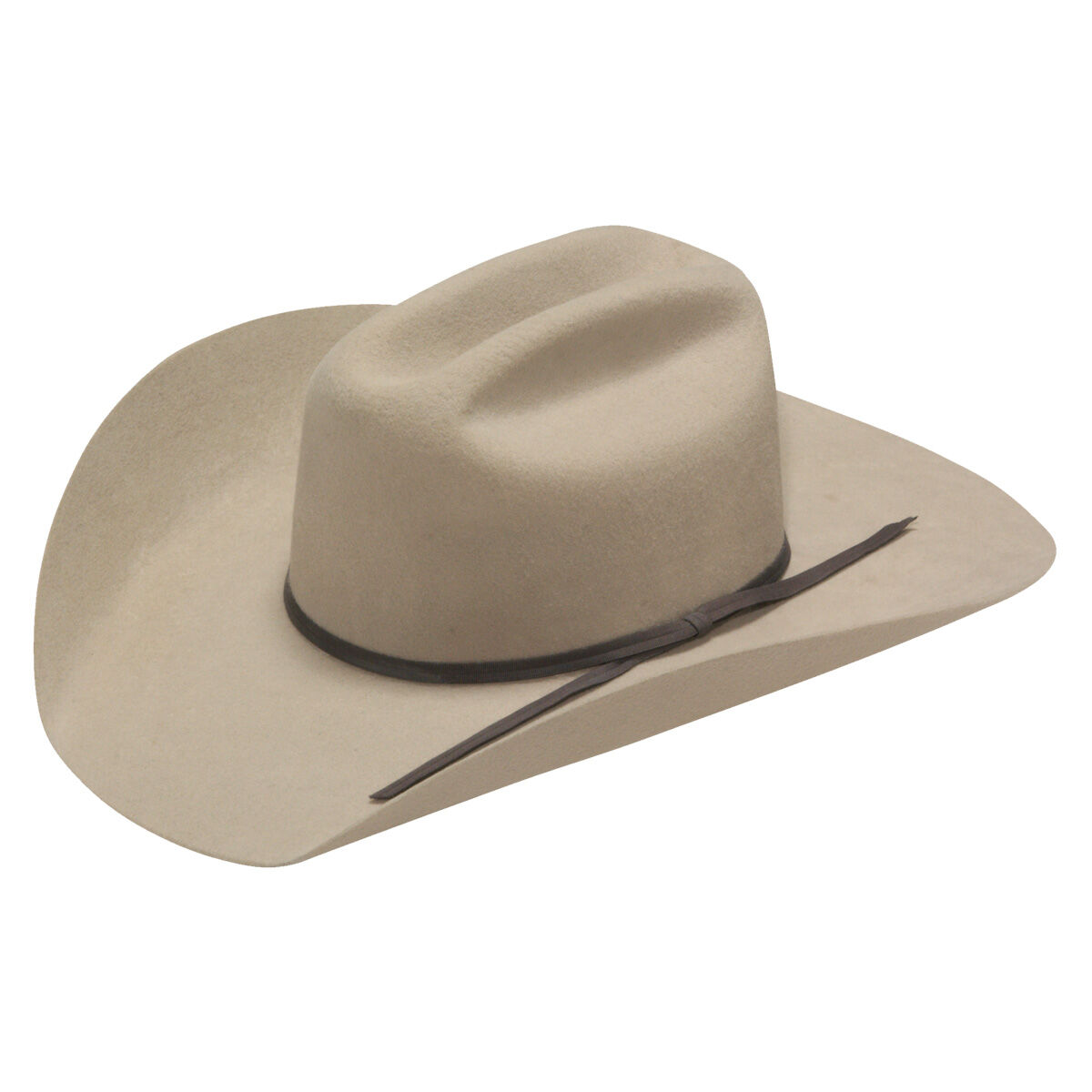 Youth Cowboy Grey Felt Hat