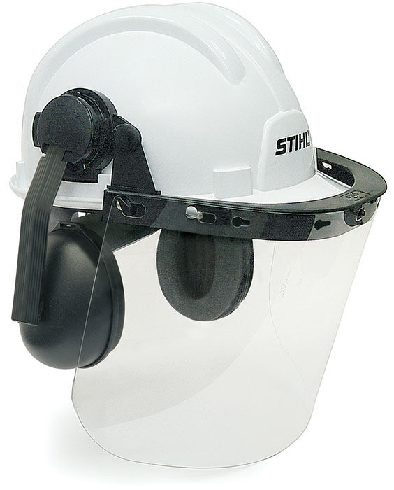 This Construction Hard Hat System Meets ANSI Requirements and Our Own Standards for Quality