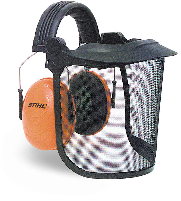 Delivers Face and Hearing Protection in a Lightweight Package