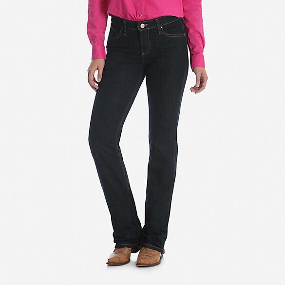 Womens Wrangler Ultimate Riding Jean Q-Baby